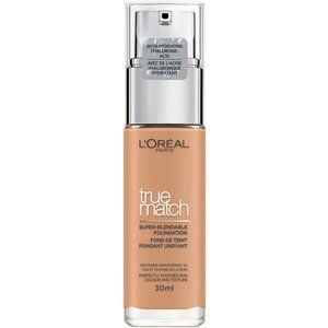 L'OREAL TRUE MATCH FOUNDATION - GOLDEN TOFFEE 6.5D